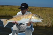 Marsh Fishing Guide | New Orleans, LA | Slow & Low Coastal Outfitters