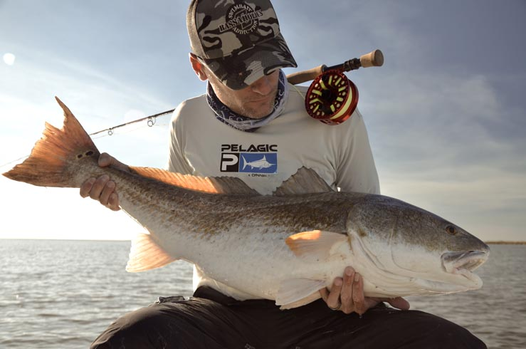 Fly fishing louisiana slow low coastal outfitters for Fly girl fishing charters